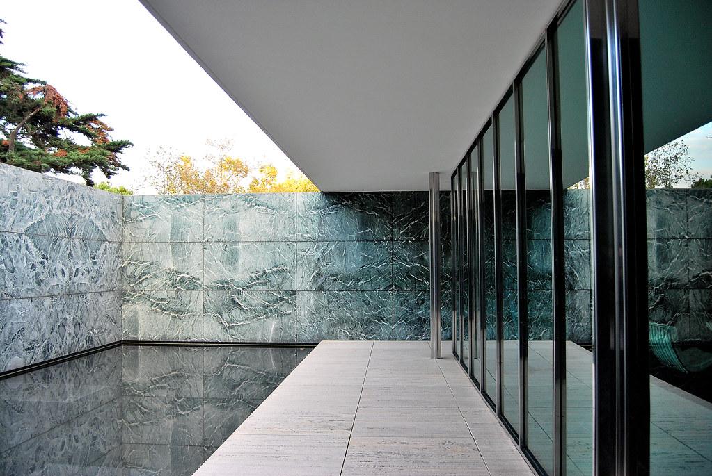 Pabell n alem n de barcelona 17 12691 el pabell n alem n for Tipos de marmol verde