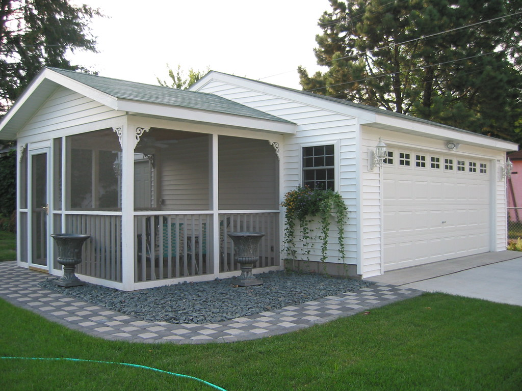 Two car garage porch st paul mn let www westerngarage for Garage st prouant