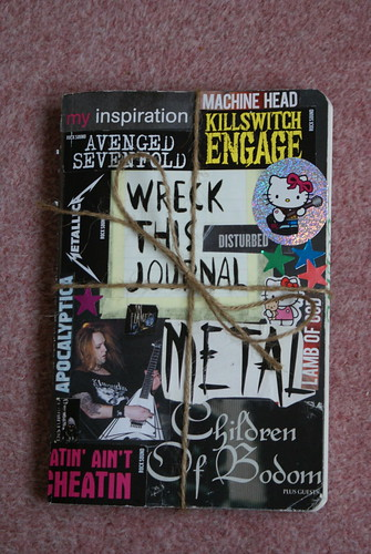 Wreck This Journal Cover Wreck This Journal Fro...