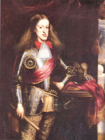 Don Carlos II   Carlos II was the son of Felipe IV and the l…   Flickr