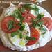 Fresh Pizza Margherita(ish): Ready for Parmesan