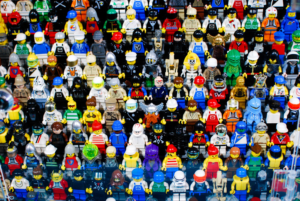 All sizes | all the lego people in all the world | Flickr - Photo ...