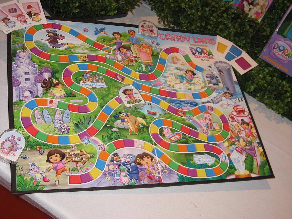 how to win candyland game