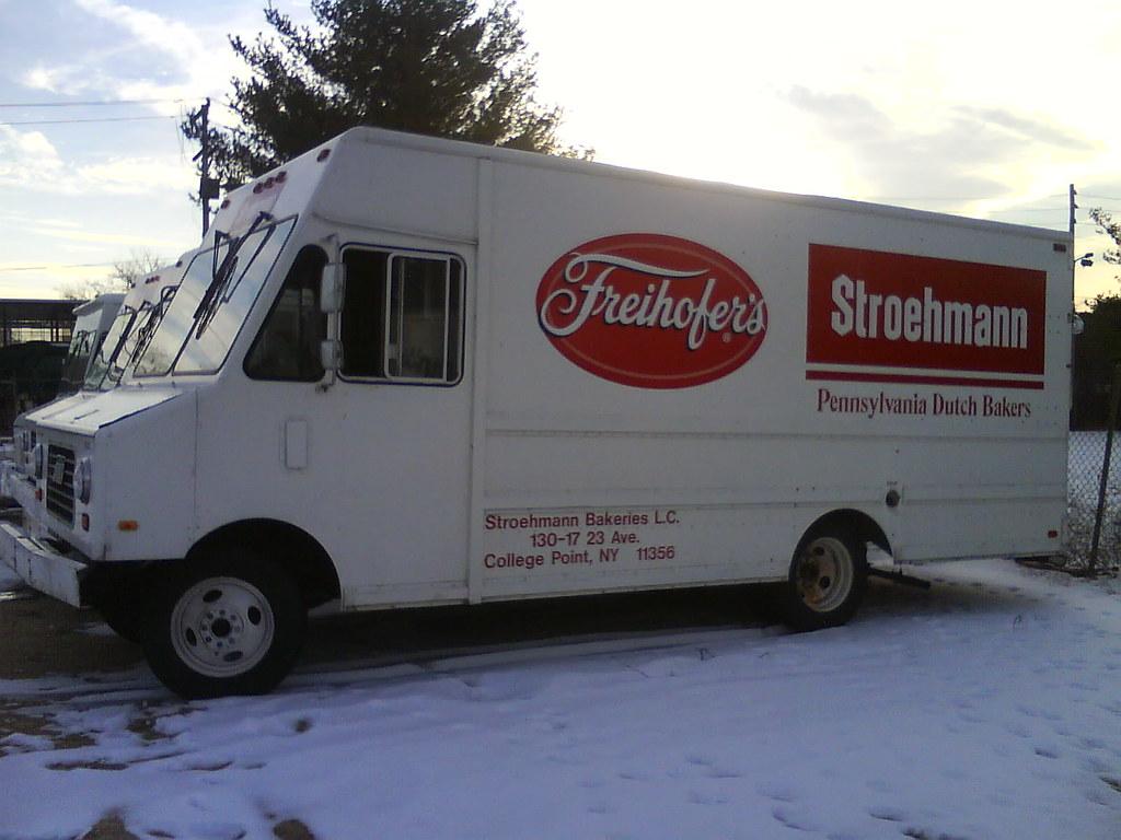 Jobs In Trucks >> Stroehmann & Freihofer's Bread Truck | Deer Park, N.Y. Depot… | Flickr