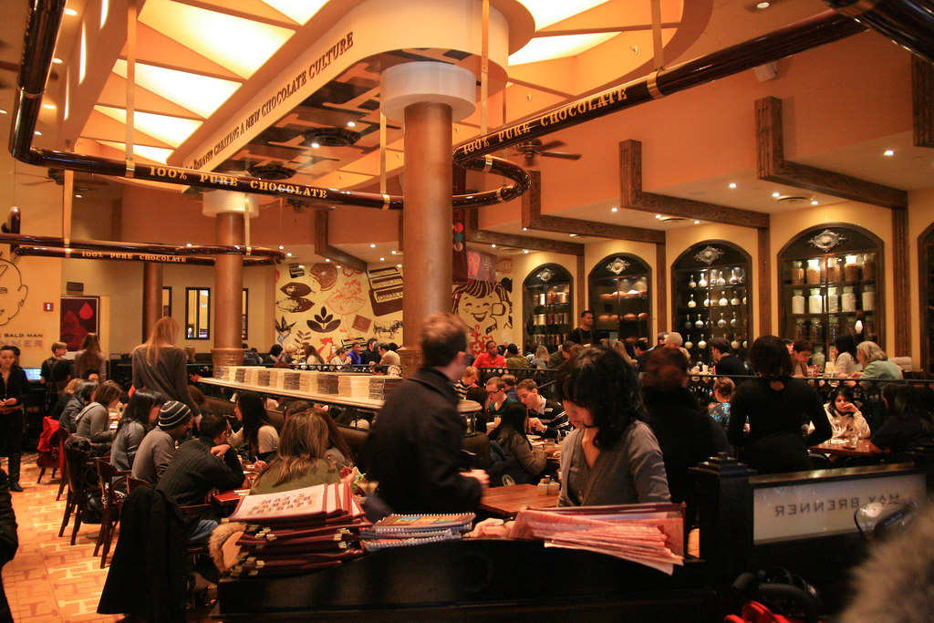 Max Brenner Chocolate Factory