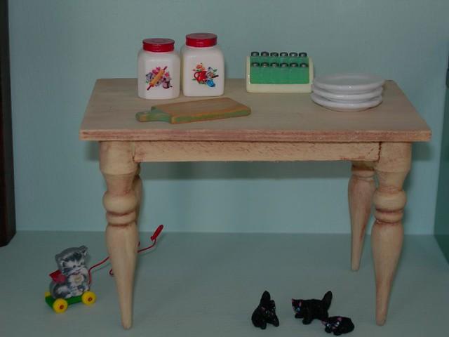 Retro Toy Kitchen Set