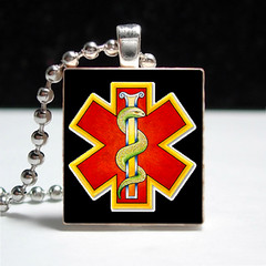 Medical Alert Pendant | by BeInspiredDesigns