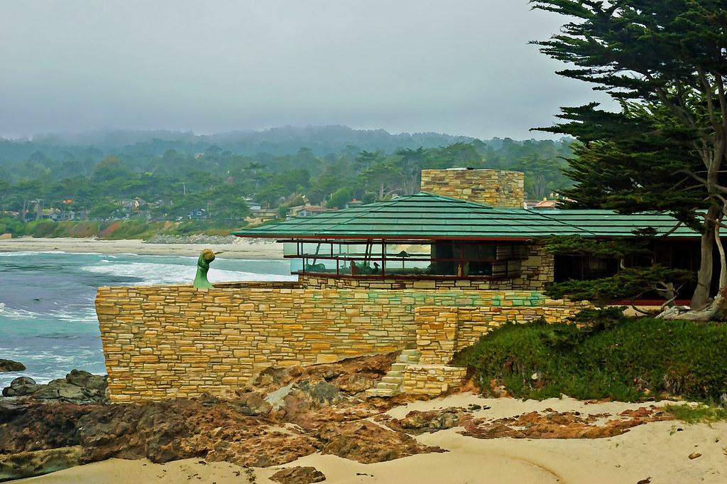 Frank Lloyd Wright Beach House Views