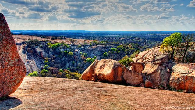 Enchanted Rock :: Texas | Image is © 2009 Josh Trefethen ...