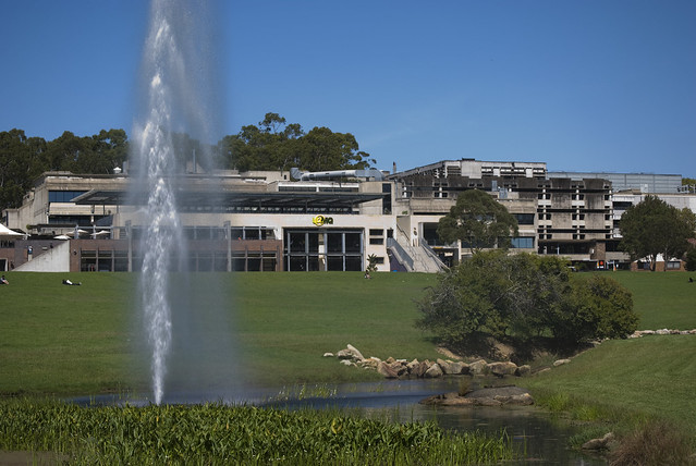 macquarie university campus map pdf