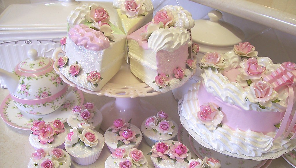 Faux Cake Slices Cupcakes And Cakes I Cing In My