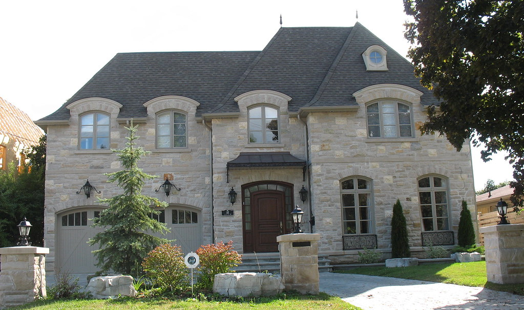 Indiana Limestone House Toronto Indiana Limestone With