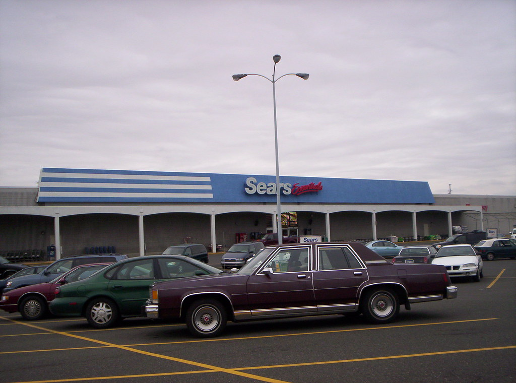 The Life and Death of Sears, and How to Get Rich Saying Goodbye