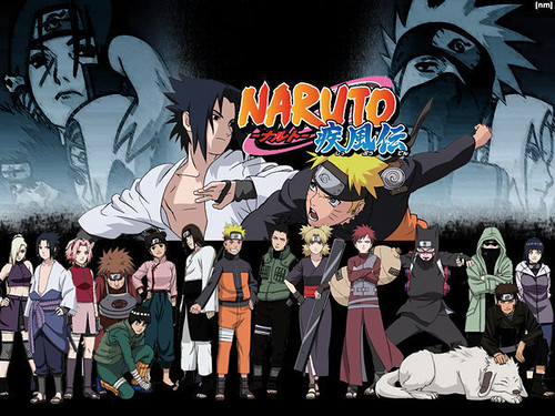 naruto shippuden characters add yourself | all the ...
