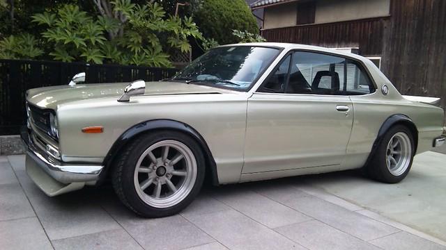 Nissan Skyline Gt R (1968 1972) F Takayan Flickr