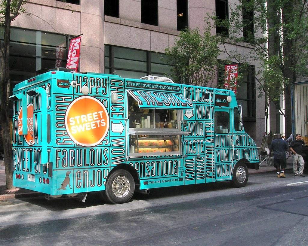 Mobile Food Truck Jobs