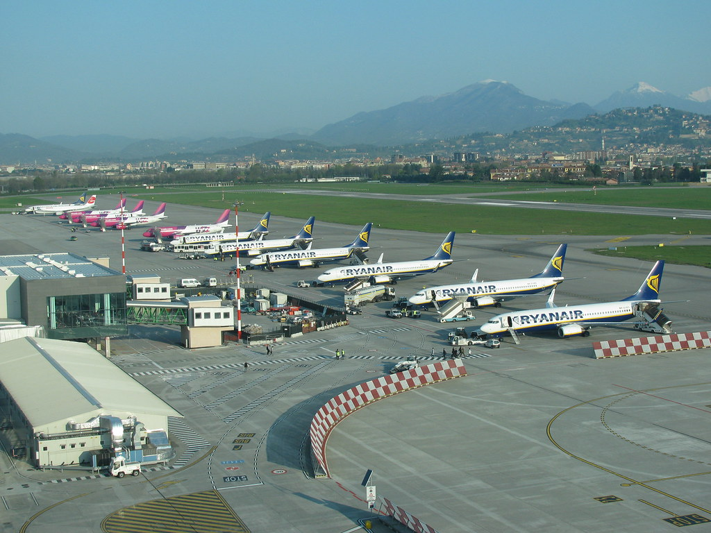 altamiro carrilho aeroporto bergamo - photo#25