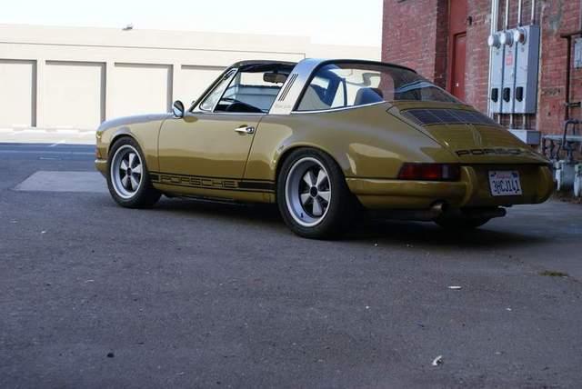 Porsche 911 Targa Olive Color Rapido356 Flickr