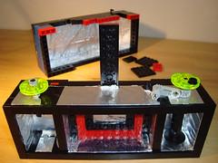 panoramic pinhole lego