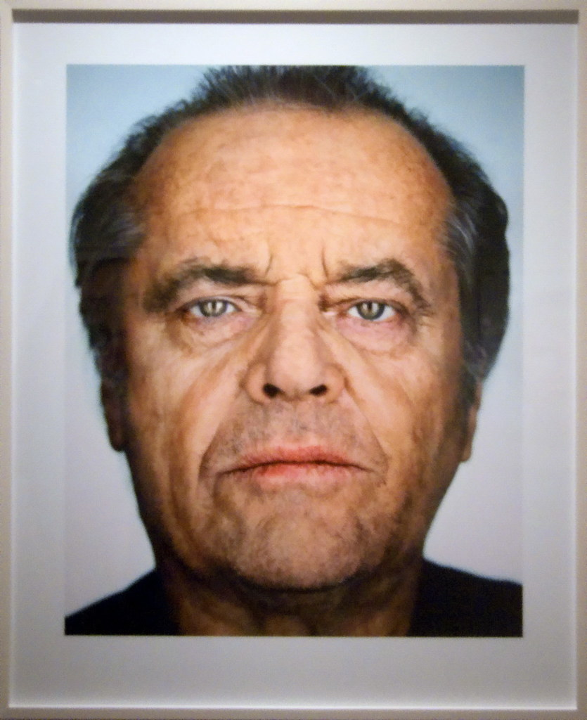 Jack Nicholson Jack Nicholson By Martin Schoeller