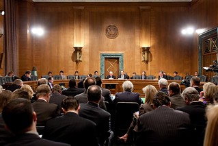 "Senate Banking Committee Hearing: ""Perspectives on Modernizing Insurance Regulation."" 