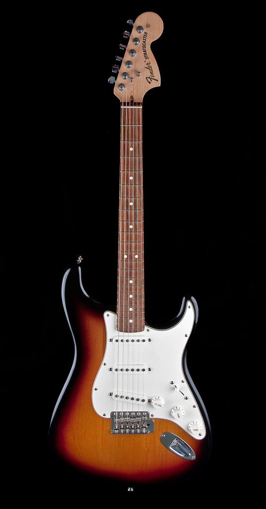 Fender Highway One Stratocaster 196 365 Trying A New