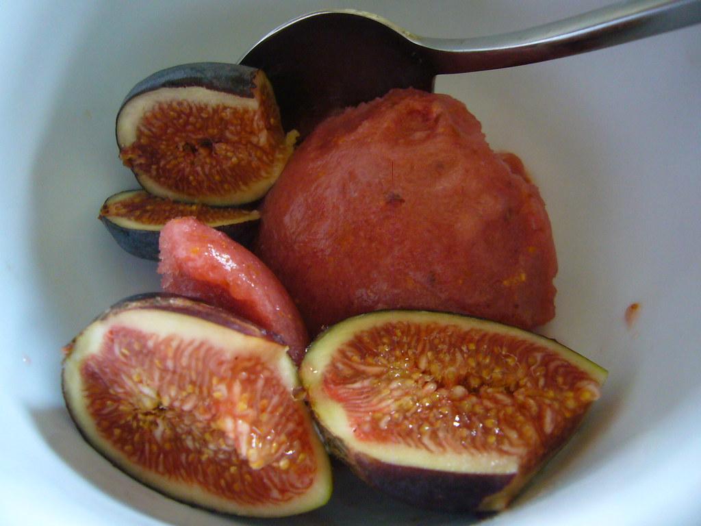 Fresh Fig And Orange Pund Cake