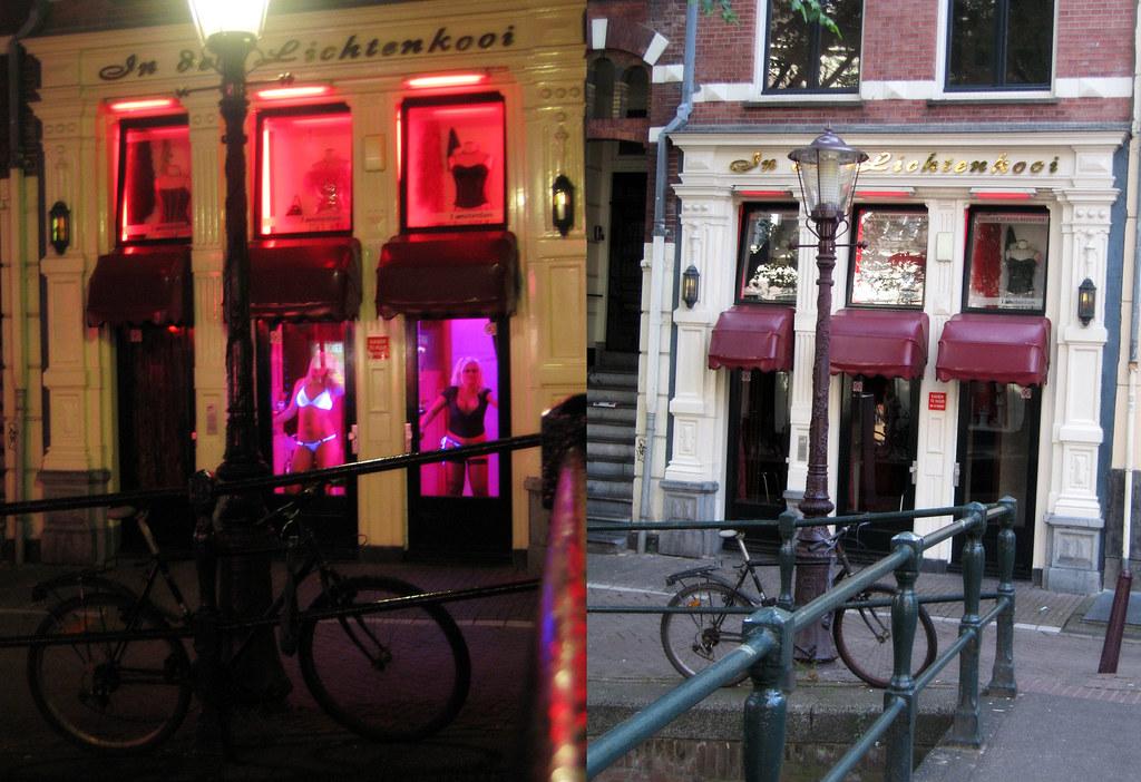 Amsterdam redlight district - 2 part 2