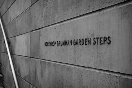 Northrop Grumman Garden Steps | by cLin
