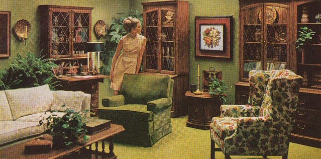 Ethan Allen Ad Quot Better Homes And Gardens Quot September 1969