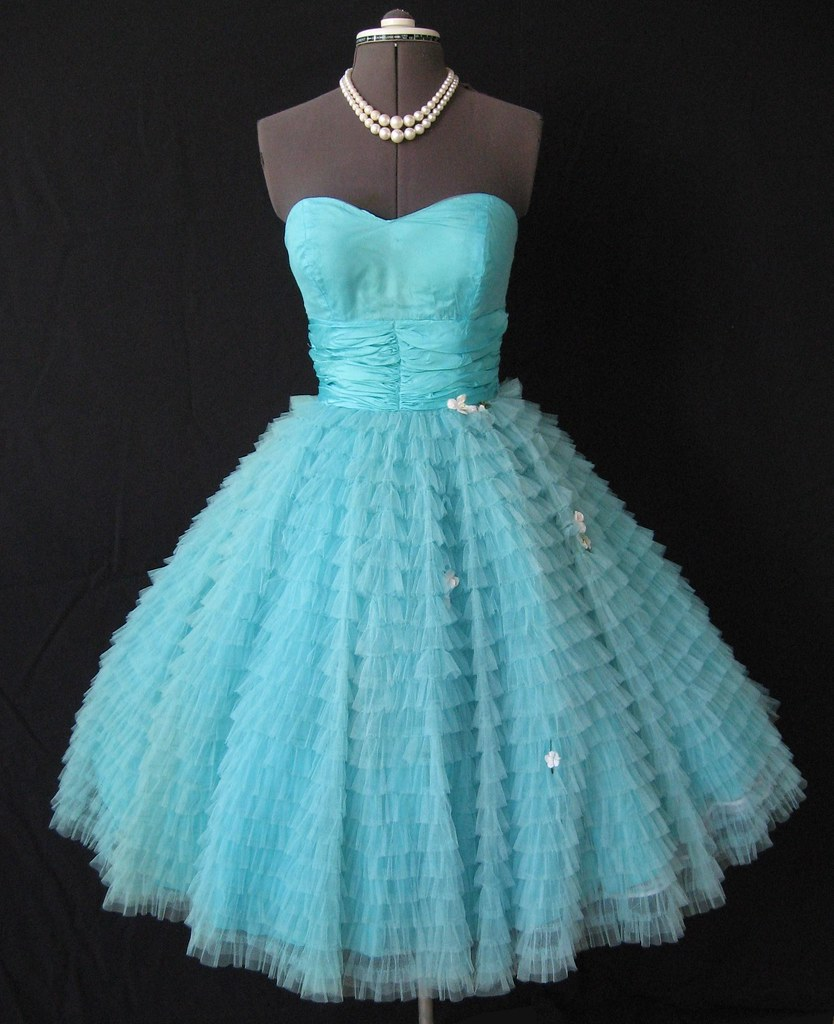 50 S Vintage Prom Dresses | Cocktail Dresses 2016