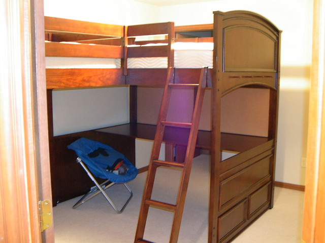 Loft Bed Forham Hill Ovl