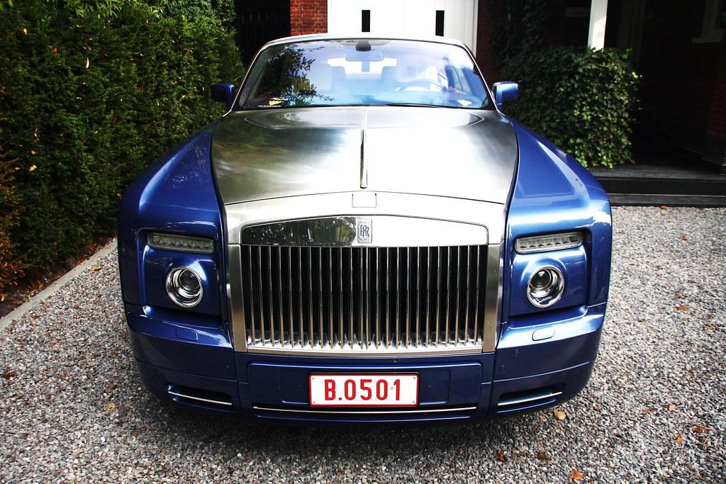 New Rolls Royce >> Rolls-Royce Phantom Drophead Coupé by FlorisPF | Bleu ...