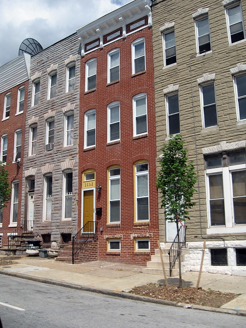 Row Houses In Baltimore Md : Baltimore row houses flickr photo sharing