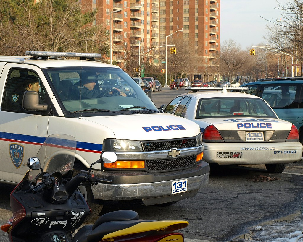 Co op city police department vehicles bronx new york cit for New york state department of motor vehicles bronx ny