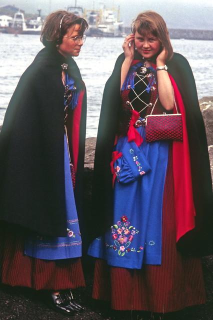 Faroese women