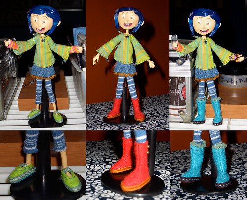 Coraline S New Outfits Flickr Photo Sharing