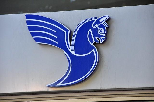 Iran air mascot logo flickr photo sharing