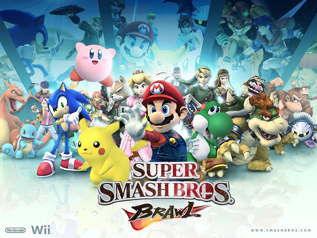 Image result for super smash bros brawl