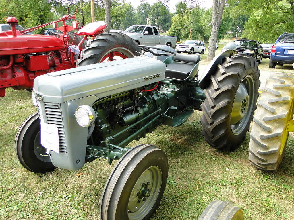 To30 Tractor Parts : Ferguson to harry born in