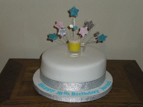 Birthday Cake Images For A Male : 18th Male Birthday cake by Mrs Duff