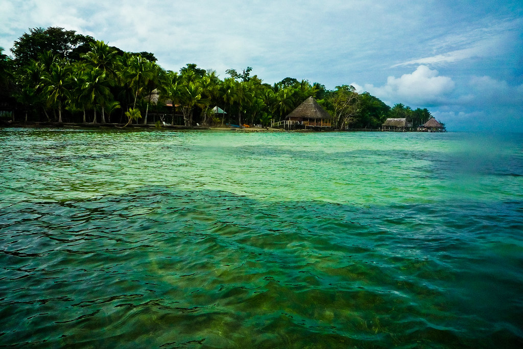 Bocas water