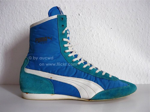 puma boxing shoes