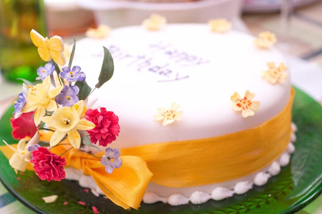 Avril Birthday Cake