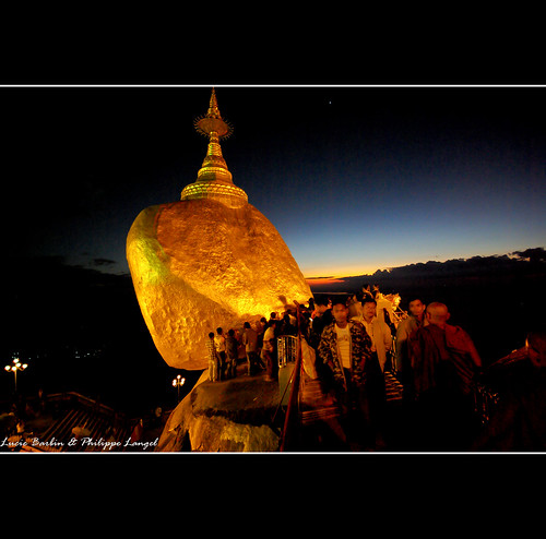 Golden Rock VI - Kyaikhtiyo - Myanmar | by Lucie et Philippe