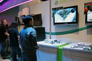Microsoft Booth, Central Hall | by International CES
