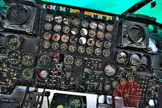 B-52 cockpit | by MightyBoyBrian