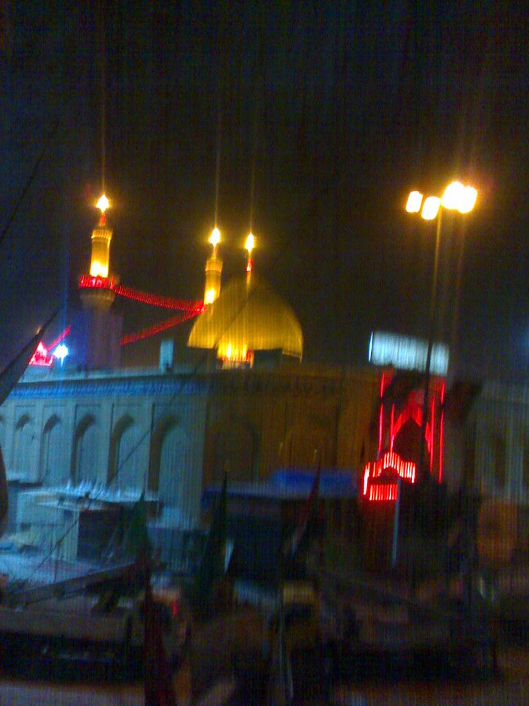 Haram mola Abbas A.S Karbala. Iraq | Aqeel mehdi | Flickr