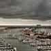 Marina del Rey Rain