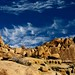 Joshua Tree Boulders and Clouds